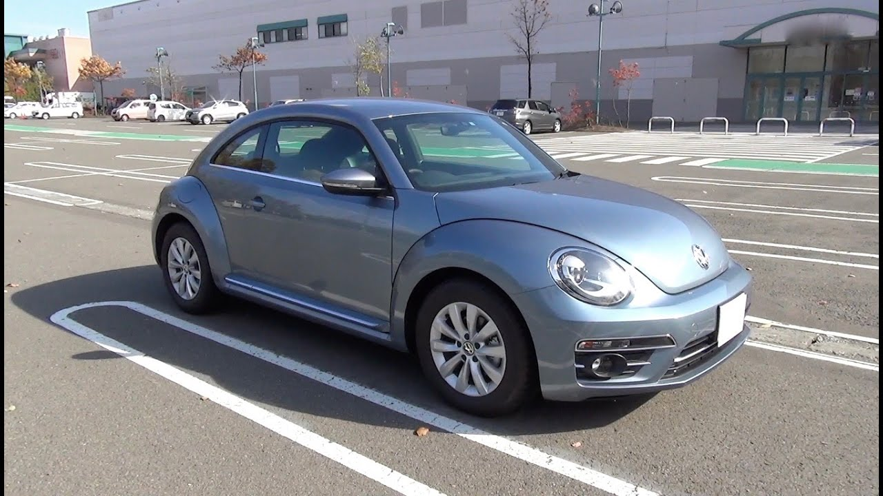Who Designed The Vw Beetle >> 2016/2017 New Volkswagen The Beetle Design - Exterior