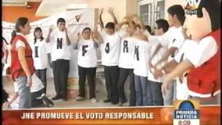 Voluntariado Del Jurado Nacional De Elecciones
