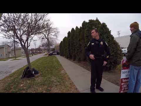 Planned Parenthood: Another Contact with Iowa City PD