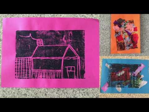 Carlton Gardens Primary School Grade 3&4 Printing