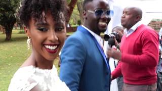 Soila & Curtis Wedding. The Best Kenyan Love Story.