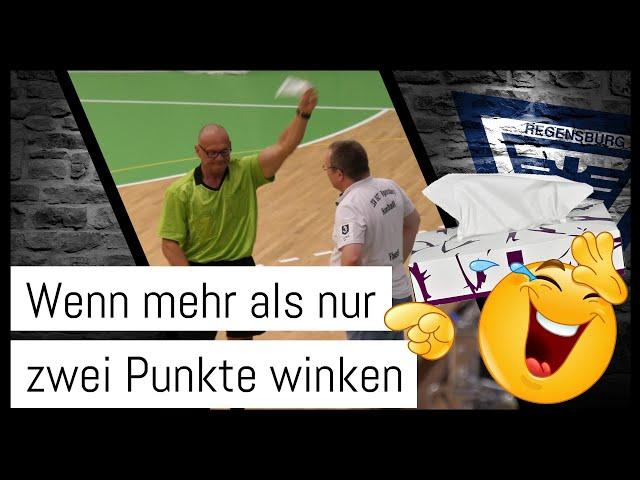 Herren 2 gewinnen Auftakt - Schiedsrichter winkt zur Abwechslung mal mit Taschentuch
