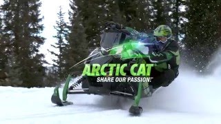 Arctic Cat 2017 Snowmobile Intro