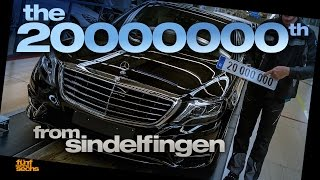 Dr. Z and the 20 Millionth Mercedes made in Sindelfingen (German) thumbnail