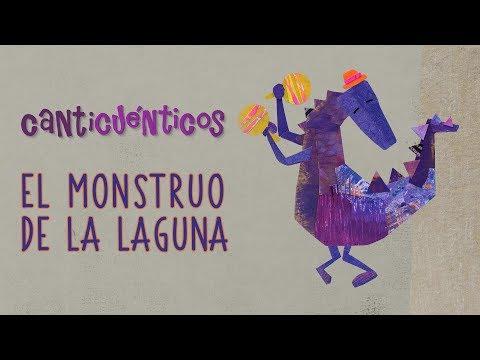 El monstruo de la laguna - CANTICUÉNTICOS (con subtítulos)