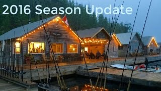 Hakai Lodge 2016 Season Update and 2017 Forecast