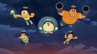 Doraemon And Nobita And The Great Mermaid Battle In Hindi