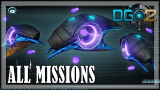 Defense Grid 2 - All Missions [Elite gold]
