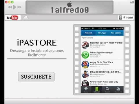 iPASTORE 1 0 • iPhoneate - iNeate