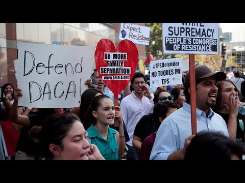 """Trump expected to end """"DACA"""" program to curb illegal immigration"""