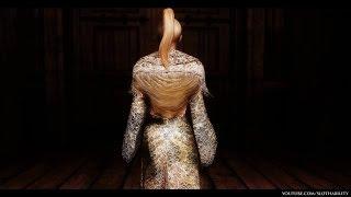 Tsarevna Outfit - Skyrim Mod