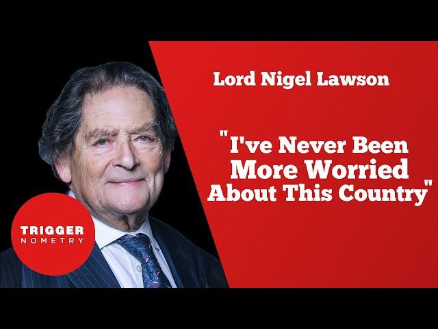 Lord Nigel Lawson: