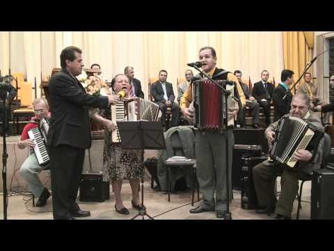 Conjunto de Sanfonas - Oliveira Verdadeira - Trio Alexandre  | AD Taubaté