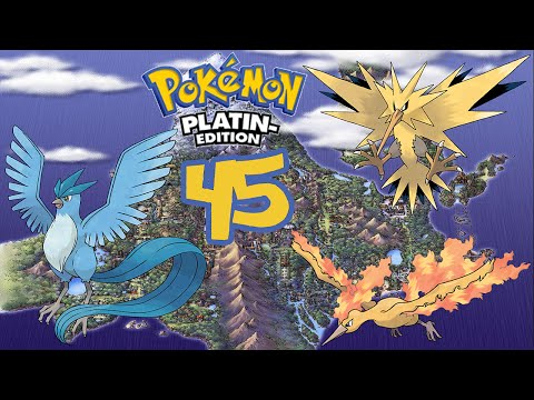 Let's Play Pokémon Platin [German][#45] Feuer, Blitz Und Eis!