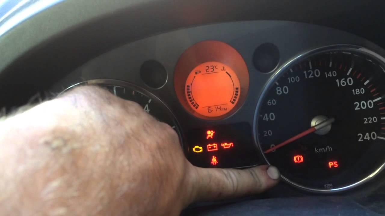 Entretien vidange Nissan X-trail T31 Dci 2008 2009 2010