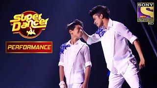 "Pratik And Ritik's Splendid Performance On ""Hawayein"" | Super Dancer Chapter 2"