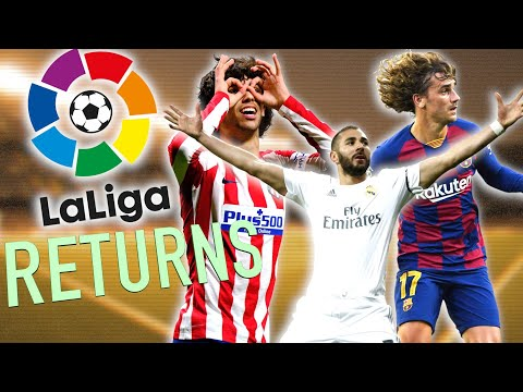 La Liga: Who Will Win The Title Race? | A Complete Preview To The RETURN Of La Liga