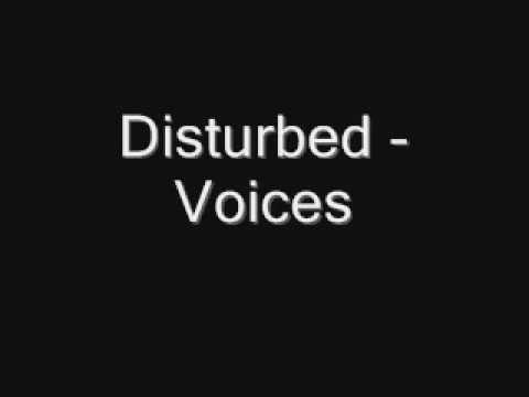Disturbed Voices Lyrics