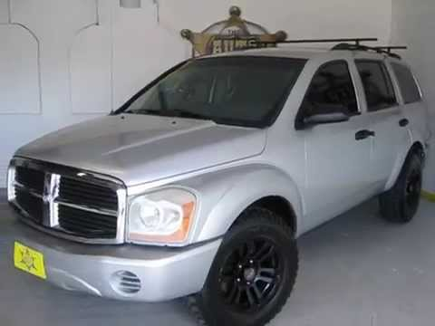 2004 dodge durango st 4 7l v8 4x4 youtube. Black Bedroom Furniture Sets. Home Design Ideas