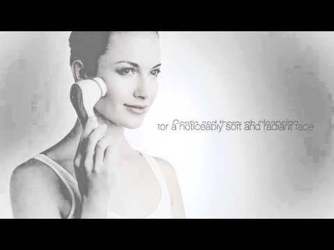 Clear skin with the facial brush FC 65 from Beuer