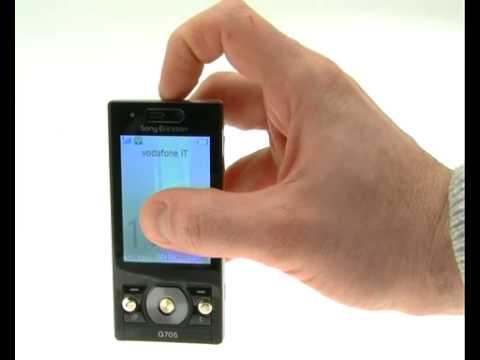 Sony Ericsson G705: piccolo smartphone slider - TVtech