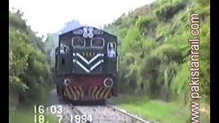Pakistan Railways trains' videos taken in and around Rawalpindi and Lahore in 1994.