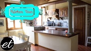 ROOM TOUR: La mia Cucina // ElenaTee Thumbnail