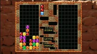 Classic Game Room HD - COLUMNS for Sega Genesis / PS3 review