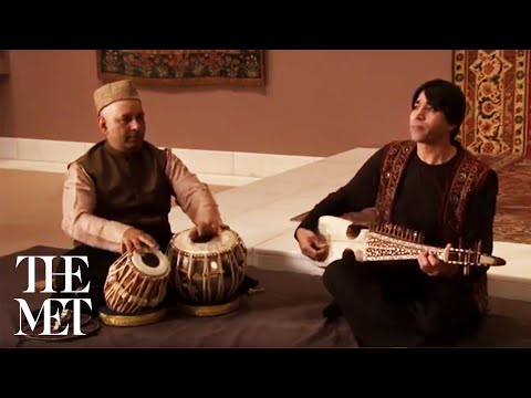 """Afghani Rabab: """"Valley"""" Folksong"""