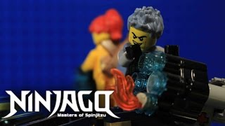 LEGO Ninjago - Season 7 FINALE: EPISODE 13: Time's Up