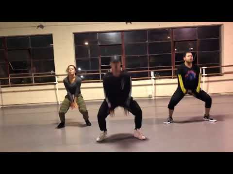 FUCK WITH MYSELF BANKS Feliciano Ortiz Choreography yout