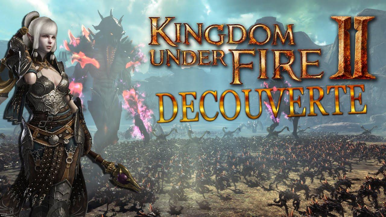 Download DÉCOUVERTE DE KINGDOM UNDER FIRE 2 #KUF2