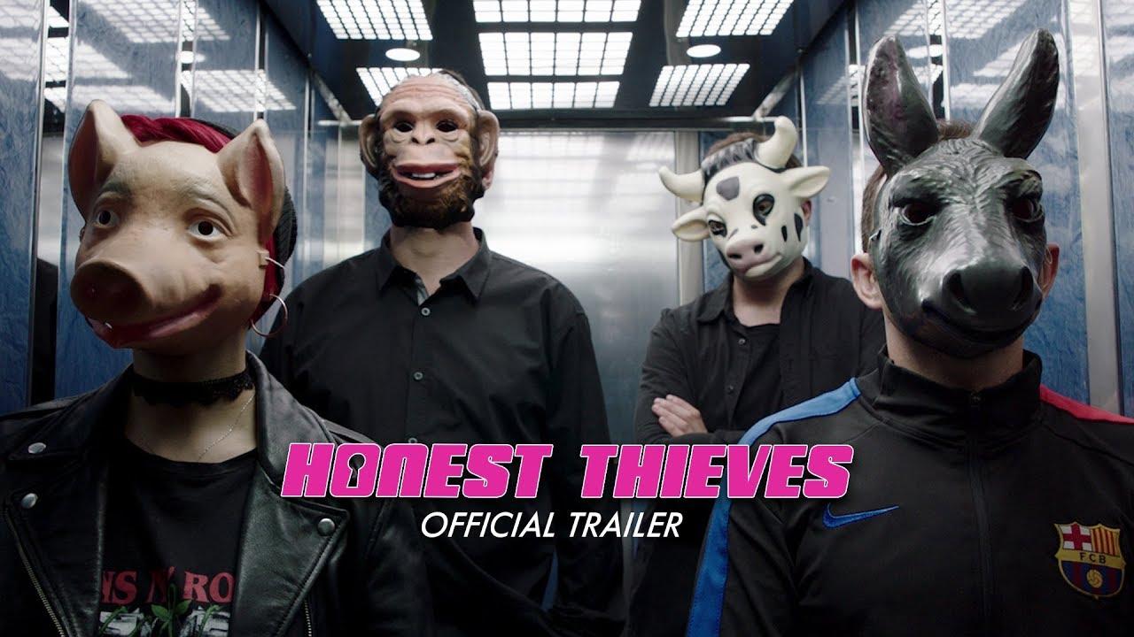 Download HONEST THIEVES - Official Trailer #1 - DEMQ SHOW (HD)