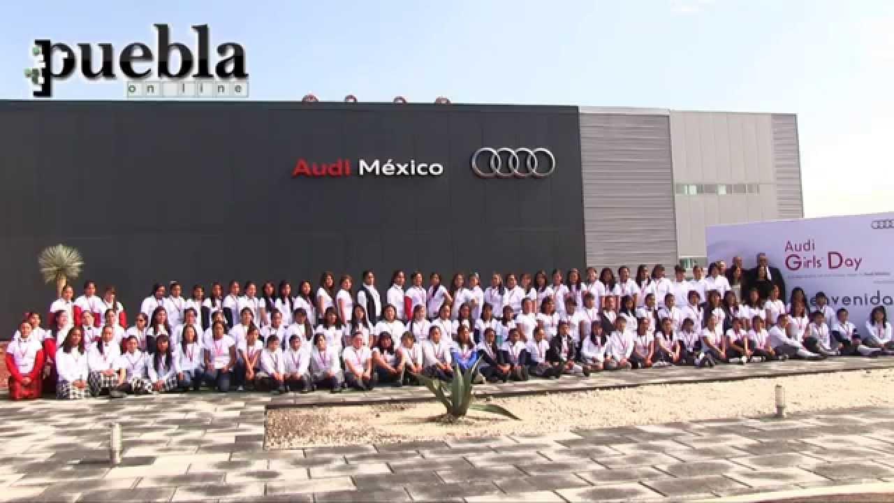 Audi Celebra El Audi Girls 180 Day En San Jos 233 Chiapa Puebla