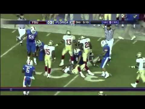 2009 #1 Florida Gators vs. Florida State Seminoles