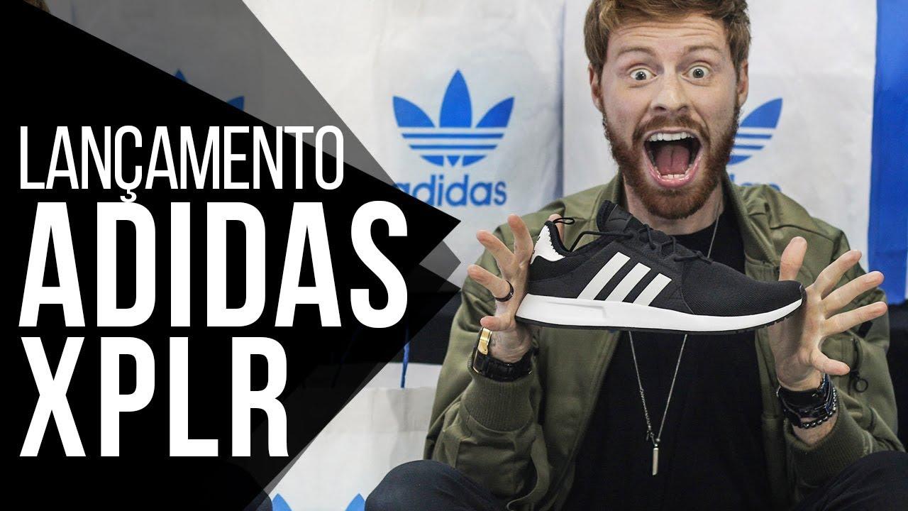 👟 ADIDAS XPLR: mostrando Novas Cores + Bate Papo sobre Sneakers (feat SneakersBR) 👟