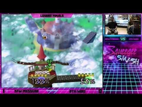 Pecking Order | DFW|Messiah (Pikachu) vs. ATX | Wiki (Pikachu) | Loser