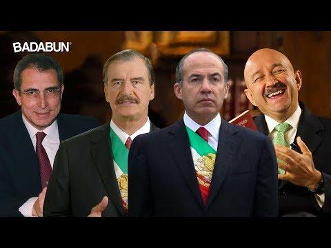 Mira a qué se dedican hoy estos 4 ex presidentes