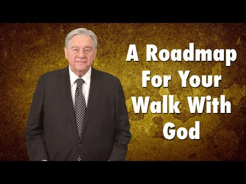 A Roadmap For Your Walk With God