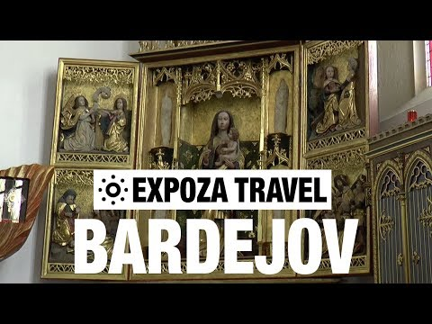 Bardejov (Slovakia) Vacation Travel Video Guide