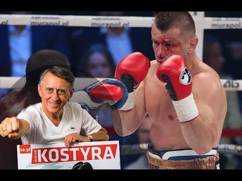 Złamana szczęka, pęknięte jądro - za nami gala boksu w Częstochowie! l ANDRZEJ KOSTYRA