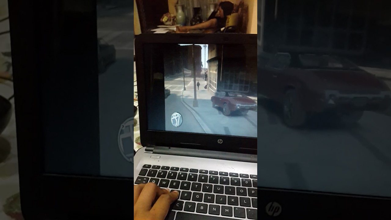 Grand Theft Auto Iv Amd A6 7310 R4 Graphic Youtube