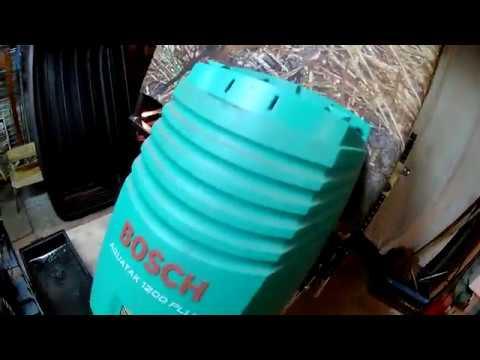 Ремонт минимойки Bosch