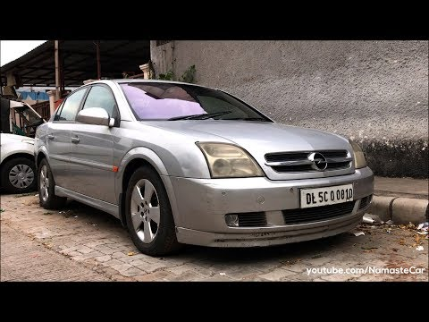 Opel Vectra Comfort 2.2 2005 | Real-life review