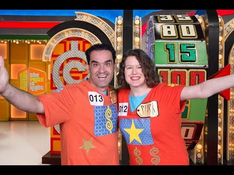 WINNER!!!! The Price is Right May 1st 2018...