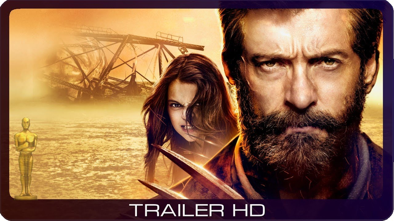 Logan: The Wolverine ≣ 2017 ≣ Trailer ≣ German | Deutsch