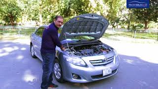 Car's Body Structure Checking - PakWheels Inspection Tips