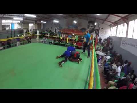 Tournoi amateur de MMA - Dakar - Senegal - 29/04/2017