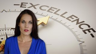 How To Find Your Excellence (The Recognition of Excellence is 100 Dependent Upon Desire)