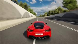 Forza Horizon 3   2015 FERRARI 488 GTB Gameplay !